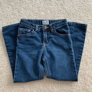 VEUC Children's Place bootcut stretch jeans
